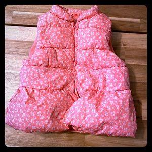 Gap kids puffer vest